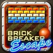 Brick Breaker Escape!