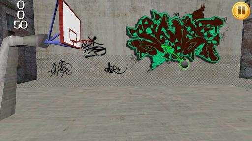 炸弹投掷篮球