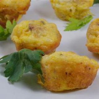 Potato and Chorizo Mini Quiches