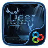 Deer GO Launcher Theme