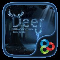Deer GO Launcher Theme v1.0