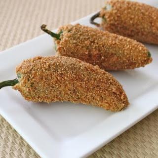 Gluten-Free Jalapeño Poppers