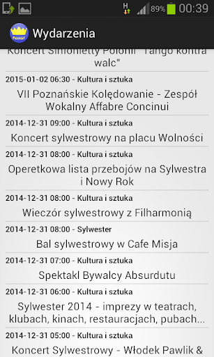 Poznań wydarzenia ćwiczenie