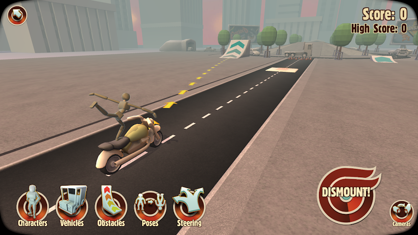 android Turbo Dismount™ Screenshot 4