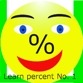 Learn percentages with fun No1