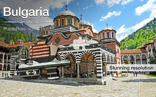 Bulgaria Jigsaw Puzzles Demo