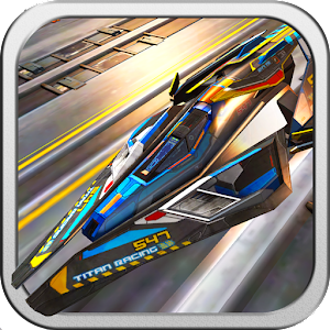 Alpha Tech Titan Space Racing for PC and MAC