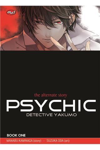 Psy Det Yakumo vol 01 Preview