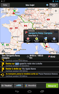 CoPilot Premium Europe l'Ouest- screenshot thumbnail