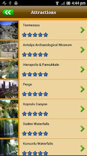 Antalya Offline Map Guide- screenshot thumbnail