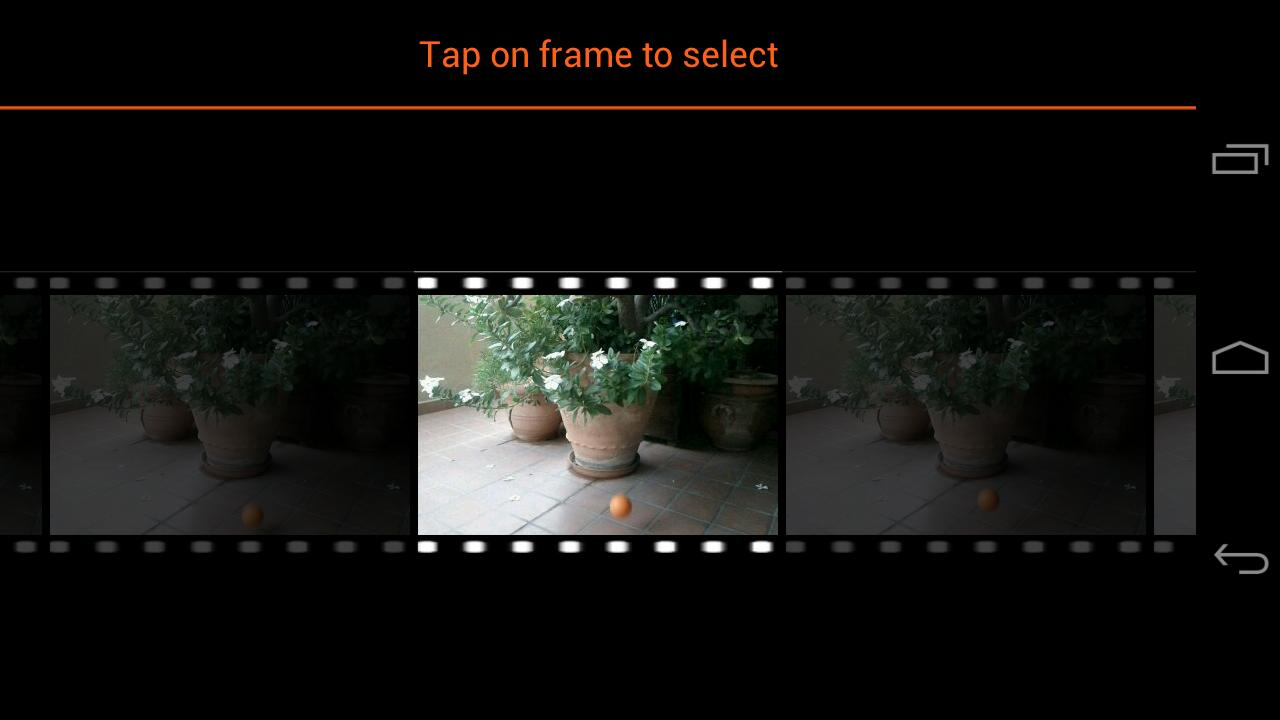 PhotoSequence Pro - screenshot