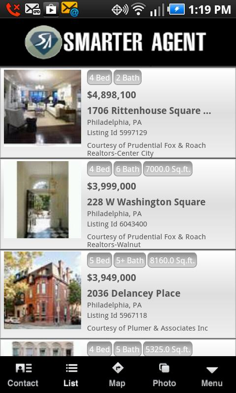 Real Estate by Smarter Agent - screenshot