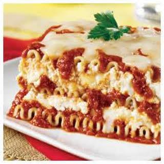 Ragu Lasagna Recipes.