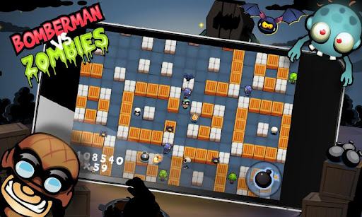 descargar apk bomberman vs zombies android