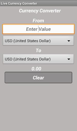實時貨幣轉換器免費