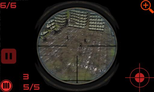 Gangnam Style Sniper 3D скачать на планшет Андроид