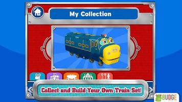 Screenshot of Chuggington: Kids Train Game