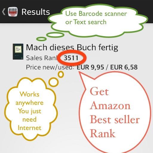 亚马逊热销商品排名 商業 App LOGO-APP試玩