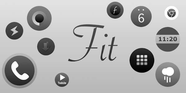 Fit Black(Icon) - ON SALE! v1.00