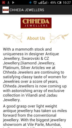 Chheda Jewellers