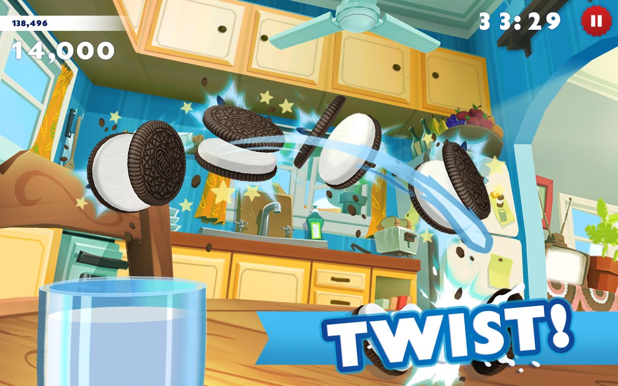 OREO: Twist, Lick, Dunk screenshot #7