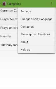 Catholic Prayer- screenshot thumbnail