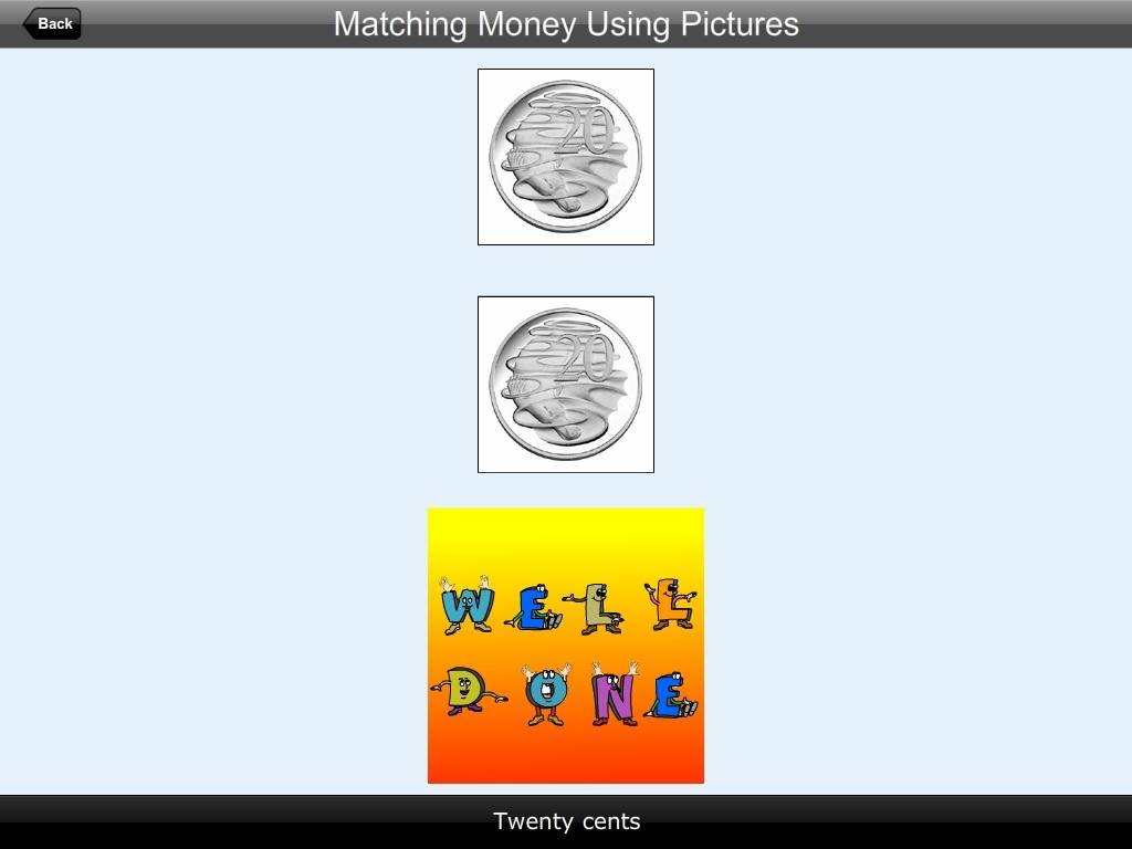 Australian Matching Money- screenshot