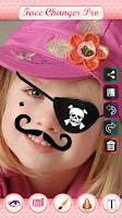 Screenshot of Face Changer Pro