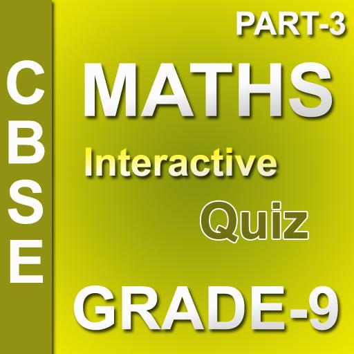 Grade-9-CBSE-Maths-Part-3 LOGO-APP點子