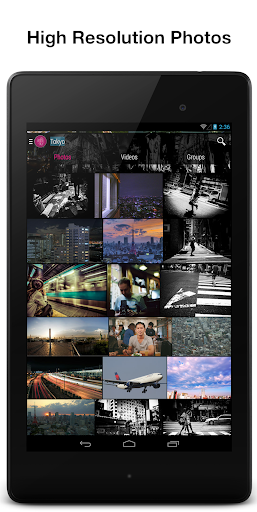 Inflikr for Flickr app (apk) free download for Android/PC/Windows