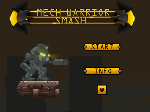 Mech Warrior Smash