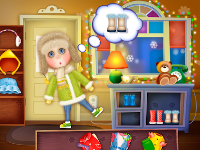 Guess the Dress (app for kids) - screenshot thumbnail