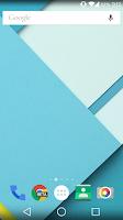 Screenshot of Material Design L CM11 Theme