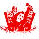 iLove BOB MARLEY Jigsaw Puzzle logo