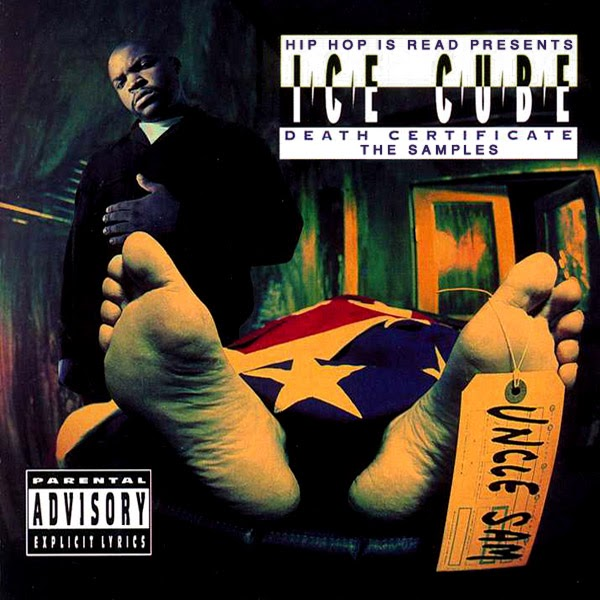 Ice Cube - Death Certificate [The Samples]
