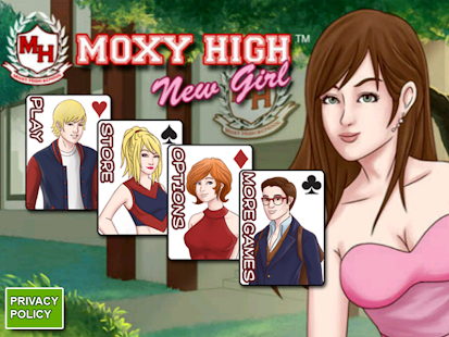 Moxy High - New Girl- screenshot thumbnail