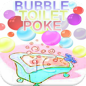 Bubble Toilet Poke