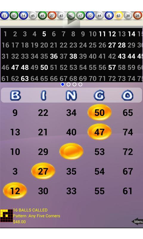 Bingo-Opoly Free II- screenshot