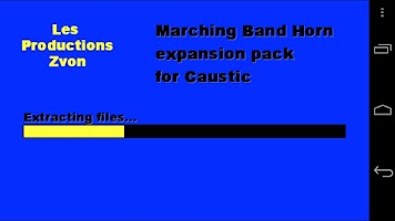 Screenshot of MB Horn for Caustic