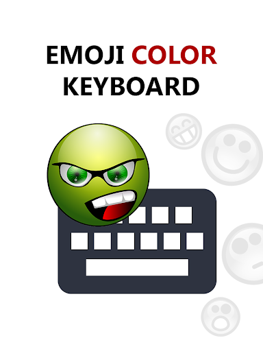 Emoji Color Keyboard