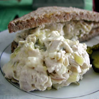 Turkey Salad With Mayonnaise Recipes.