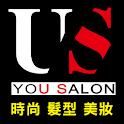 US美髮美妝沙龍 icon
