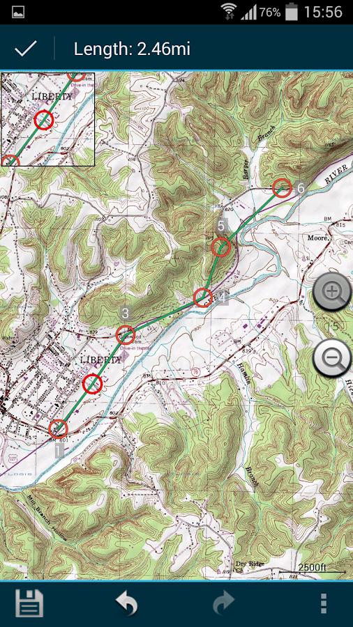 US Topo Maps Pro Android Apps On Google nerdgeeksco - oukas info
