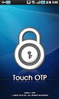 Screenshot of TOTP