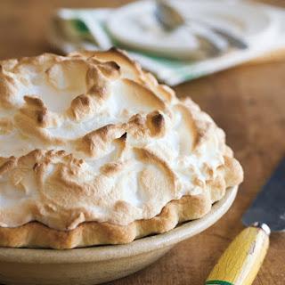 Mile-High Lemon Meringue Pie.