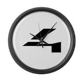 4 zooper clock