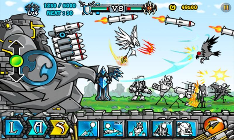 Cartoon Wars 2 v1.0.4 Mod Apk Zippy