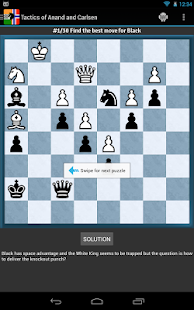 World Chess Championship 2013 - screenshot thumbnail