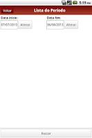 Screenshot of Meu Dinheiro Mobile