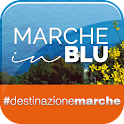 Marche on Blue logo
